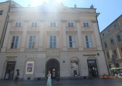 Apartment House, Krakow