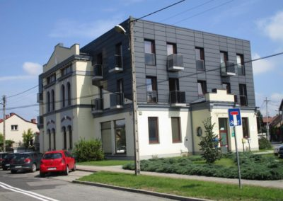 Apartment and Office Building, Nowy Sącz