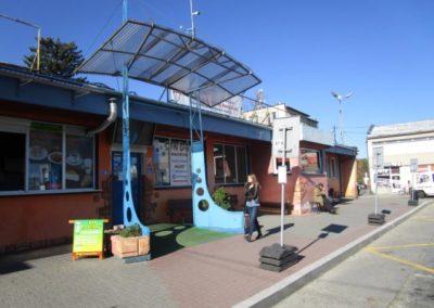 Bus station, Nowy Sacz