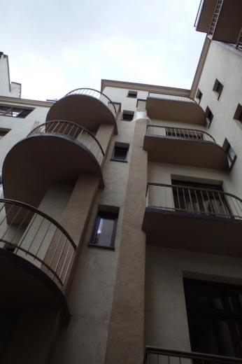 Apartment building, Krakow