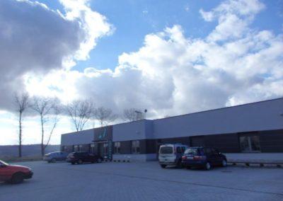 Production building, Tarnów
