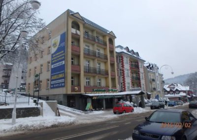 Guesthouse, Krynica