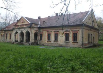 Mansion, Łososina Dolna