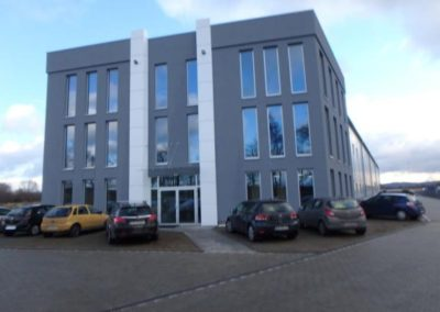Production and Office Building, Morawice