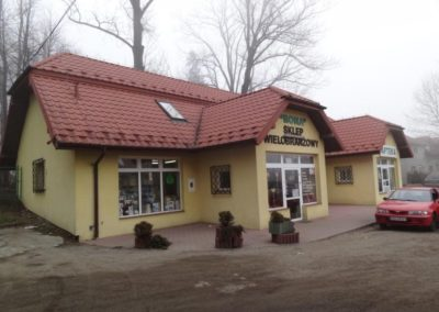 Commercial Building, Mogilany