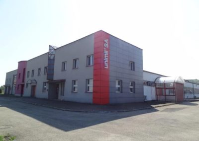 Production and Office Building, Dobczyce