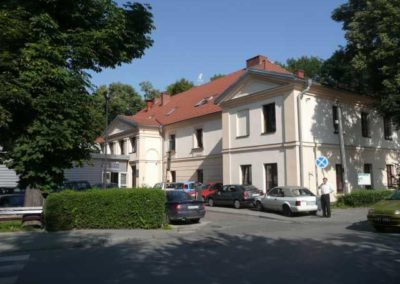 Health Centre, Krzeszowice