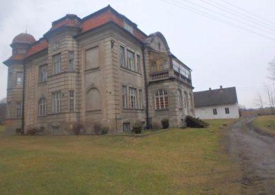 Mansion, Jaszczurowa