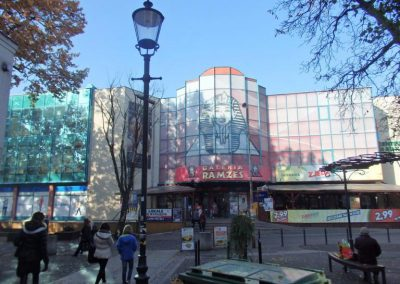 Shopping Centre, Zielona Góra