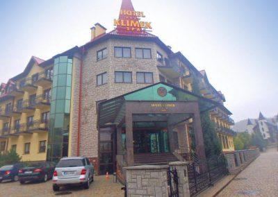 Hotel, Muszyna