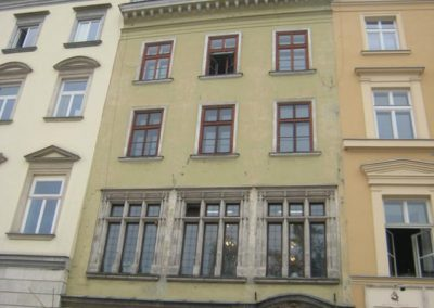 Apartment House, Kraków