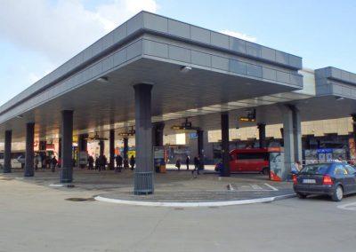 Bus station, Kraków