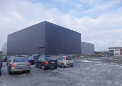 Warehouse, Andrychów
