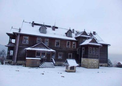 Guesthouse, Czorsztyn