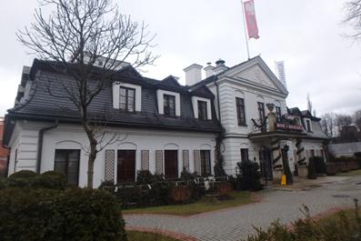 Hotel - Kraków