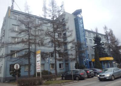 Budynek biurowo usługowy - Kraków