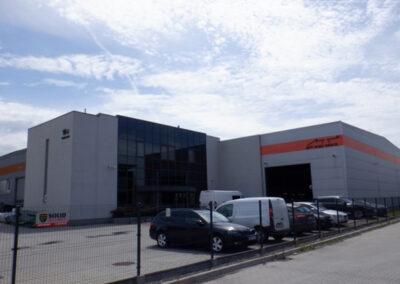 Budynek produkcyjny - Kraków
