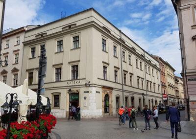 Kamienica – Kraków