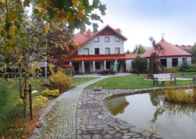 Hotel - Szczyrzyc